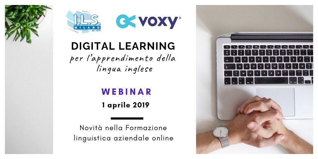 Webinar ILS Digital Learning needs analysis