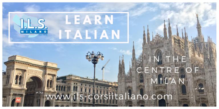 Italian course in Milan learn italian lessons ILS Milano