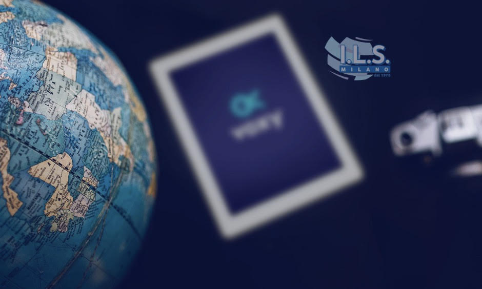 Voxy Intelligenza artificiale piattaforma e-learning corso inglese online imparare inglese online lezione inglese online ils milano