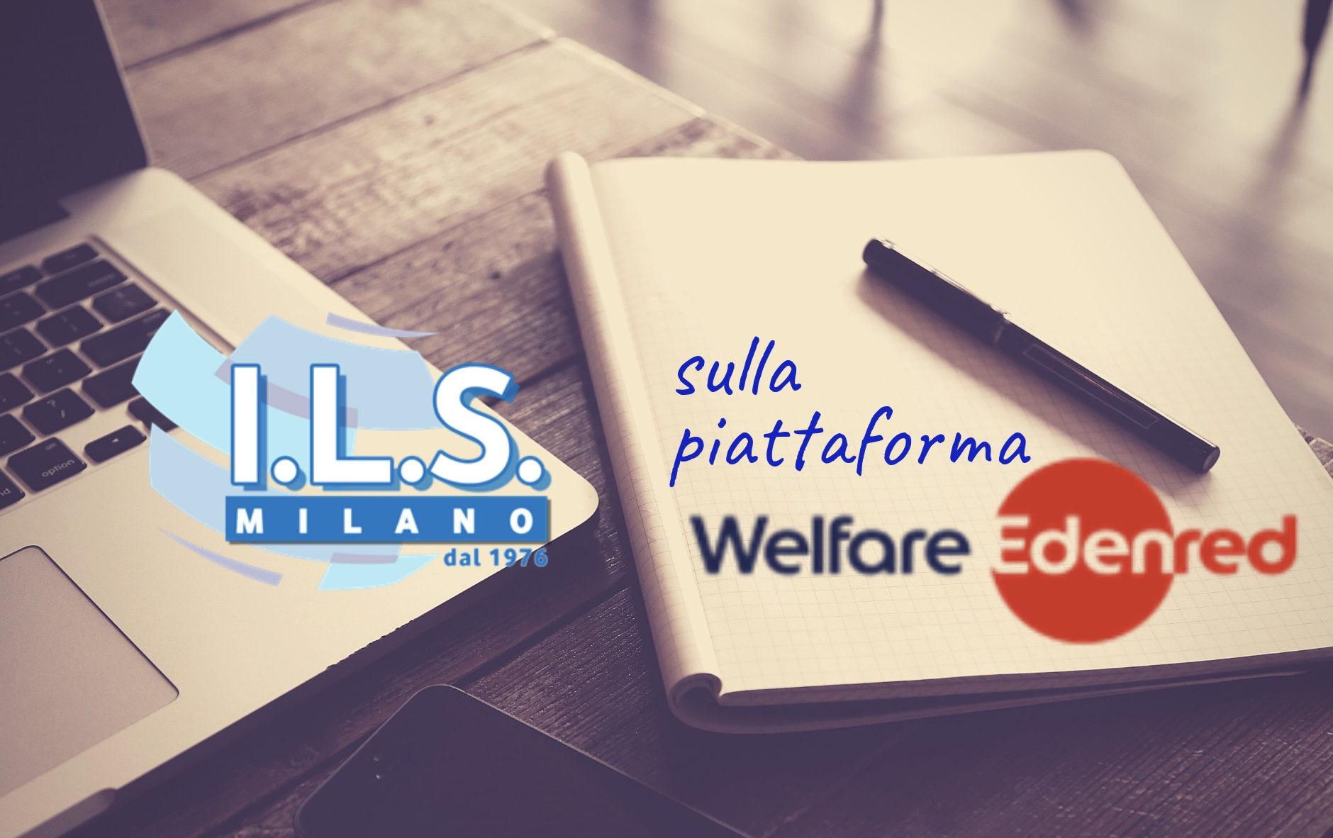 ILS Milano piattaforma welfare edenred corsi di inglese scuola di lingue milano corso inglese online voxy