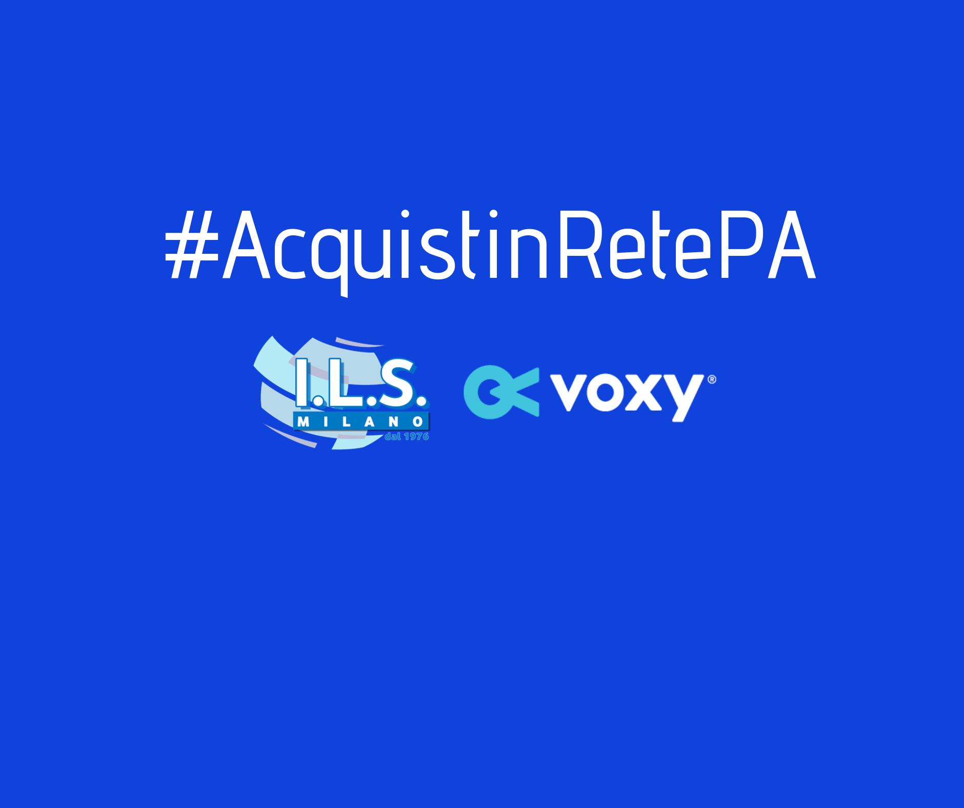 I corsi di inglese online Voxy sono su AcquistinRetePA