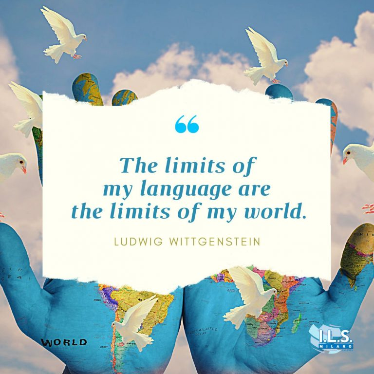 the limits of my language are the limits of my world ils milano motivation for language learning