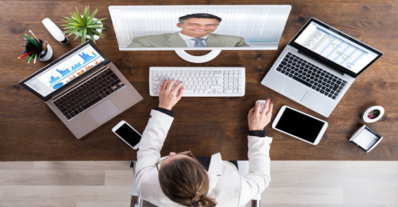Consigli utili per gestire Meeting Online in inglese durante la Crisi COVID-19