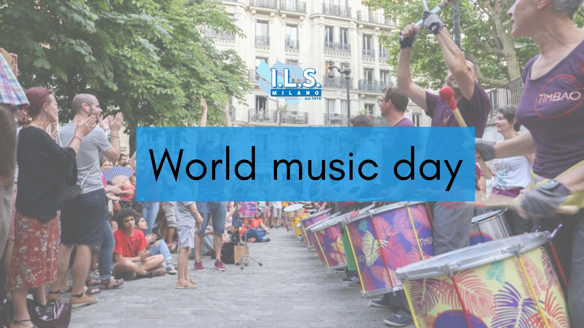 World Music Day Fete de la musique ils milano corso di francese