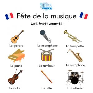 fete de la musique world music day ils milanoles instruments