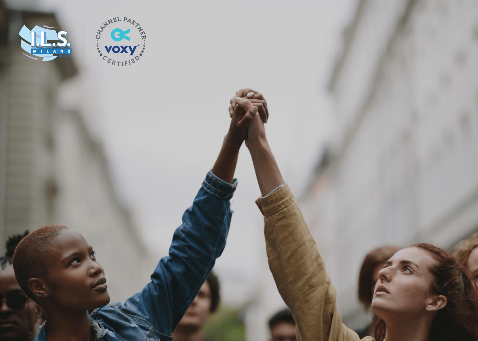 Il nuovo corso di Voxy per approcciarsi ai temi della diversità e dell'inclusione Diversity & Inclusion inglese corso di inglese